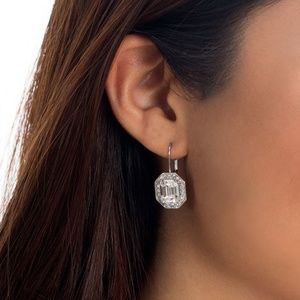 Chloe + Isabel Art Deco Octagan Drop Earrings